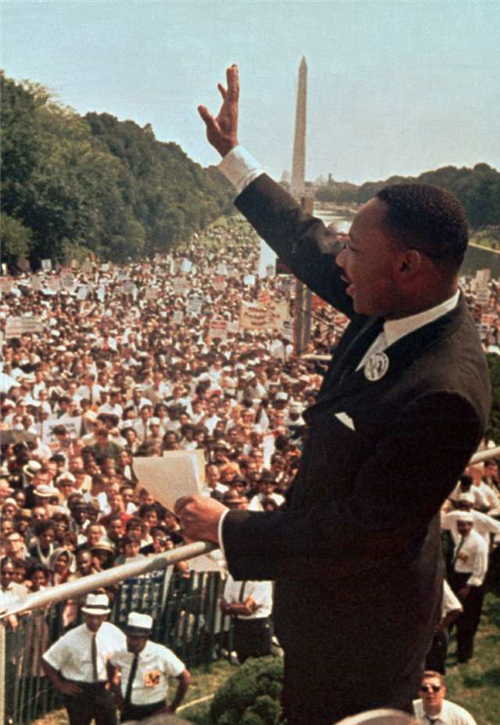 "Recordando el ""Sueño"" del Dr. Martin Luther King Jr."